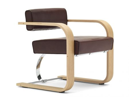 Cantilever-Chair (in Holz) - Richard Neutra Collection by VS; © Foto: VS
