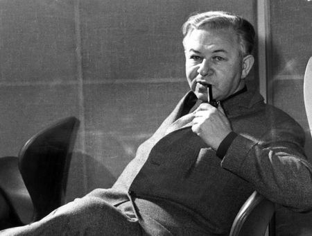 Architekt und Designer Arne Jacobsen © Republic of Fritz Hansen