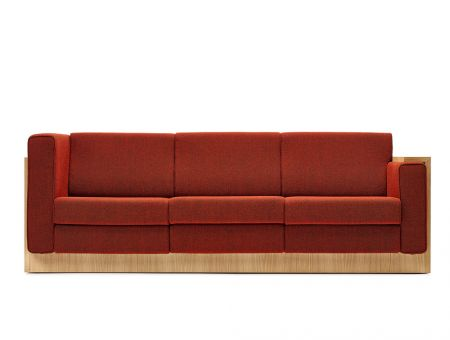 Alpha Seating Triple (Dreisitzer Sofa) - Richard Neutra Collection by VS; © Foto: VS