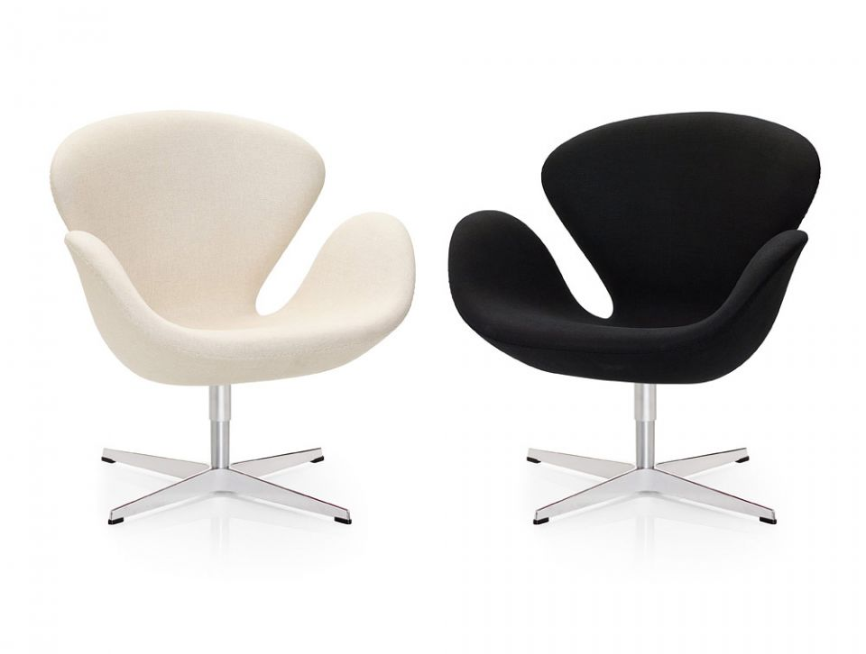 arne jacobsen sessel arne jacobsen swan sessel arne jacobsen swan chair egg chair kaufen. Black Bedroom Furniture Sets. Home Design Ideas